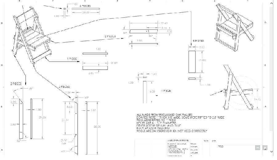 900x520 Mesmerizing Wood Folding Chair Plans