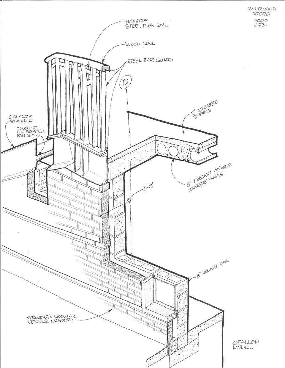 960x1237 Hollow Core Plank Rail Study 2 Constructability Study K63a7e