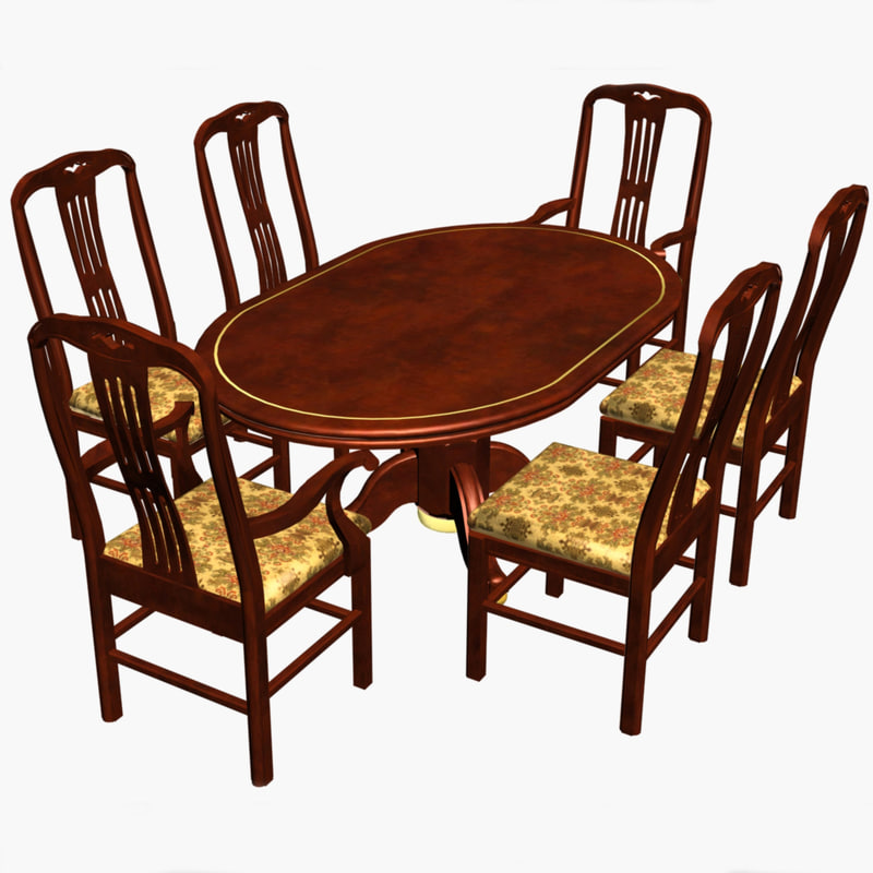 800x800 Dining Chairs Wood Table