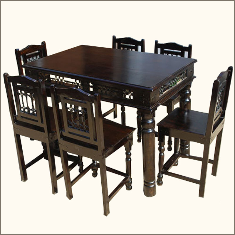 800x800 53 6 Person Kitchen Table Set, 1000 Images About Kitchen Table