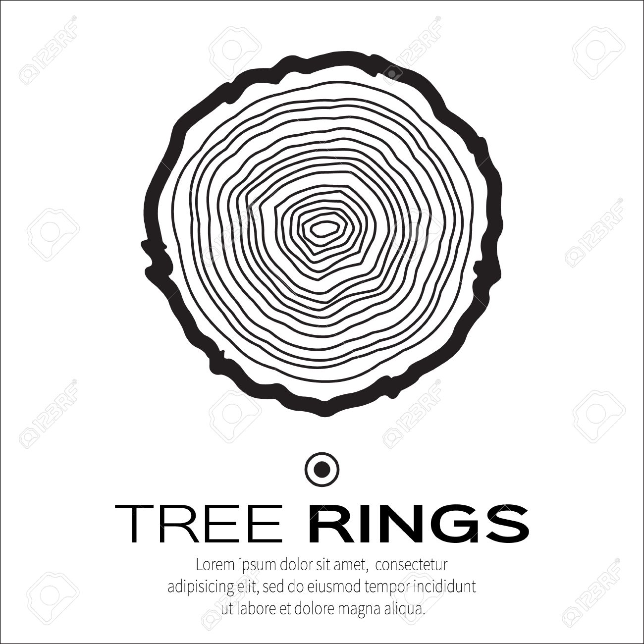 1300x1300 Tree Rings Background Saw Cut Tree Trunk Vector, Forestry