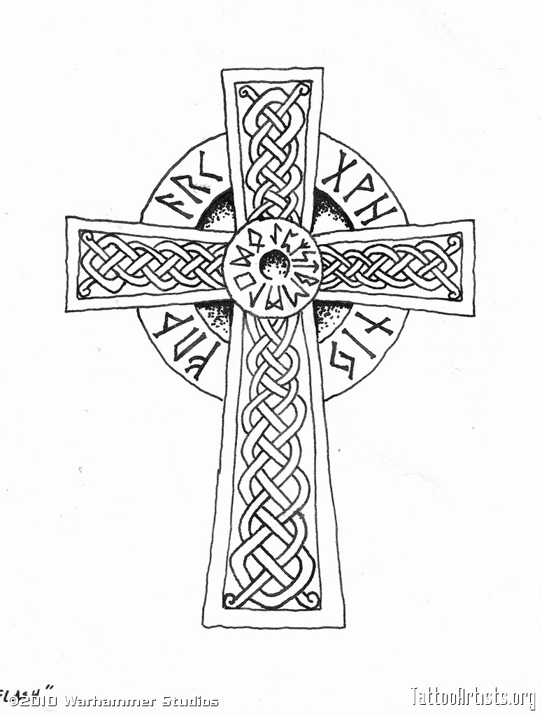 775x1024 Viking Cross