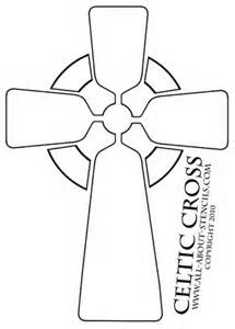 215x300 Celtic Cross Template