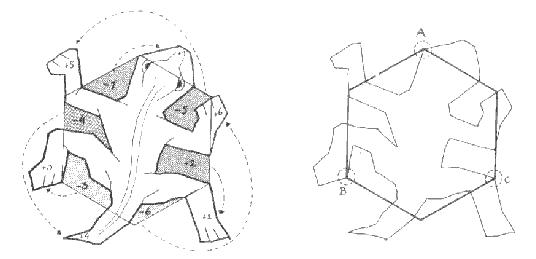 536x259 Mc Escher Inspires A Reptilian Floor Hackaday