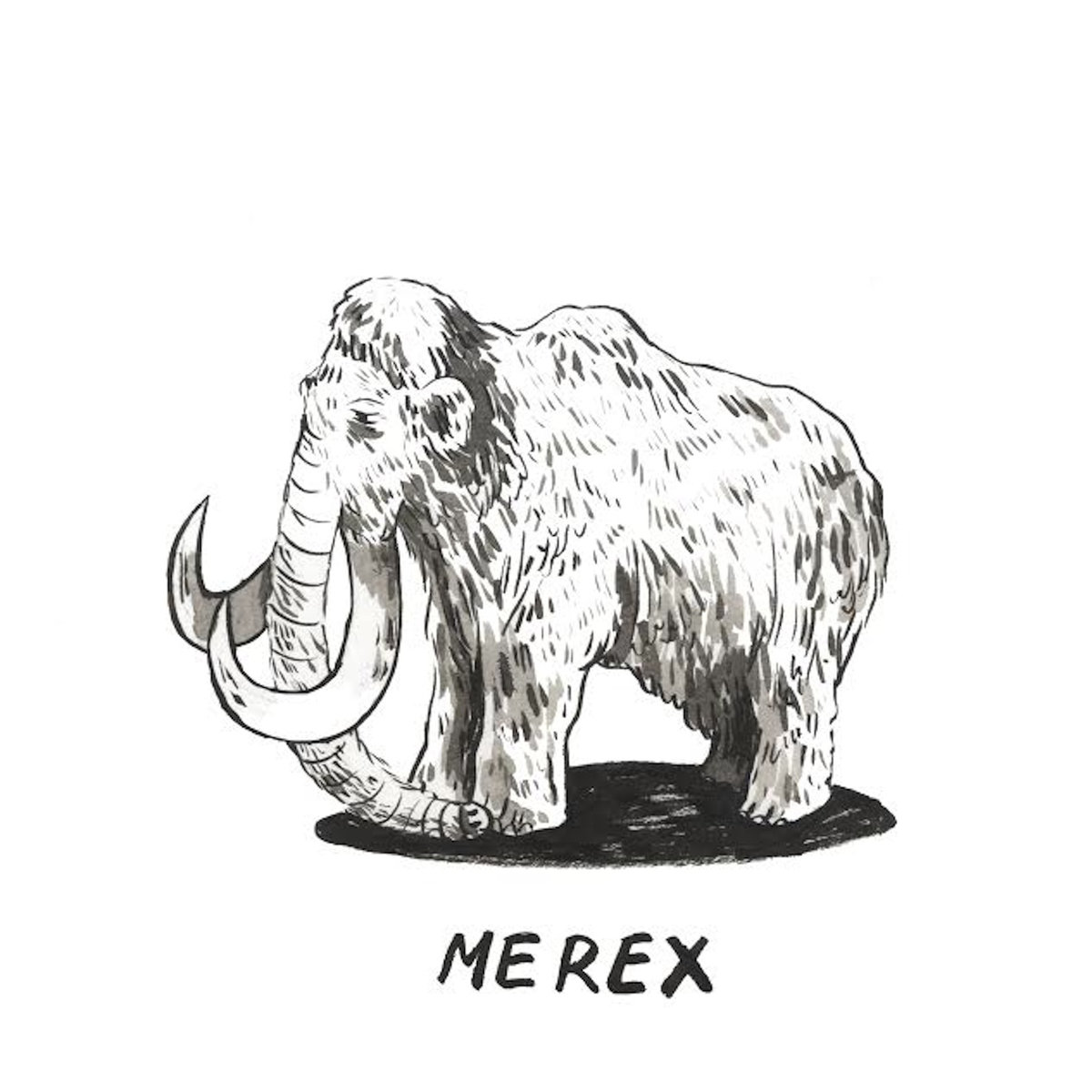 1200x1200 Wooly Mammoth Me Rex