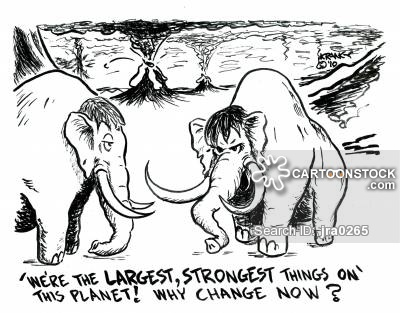 400x313 Wooly Mammoth Cartoons And Comics