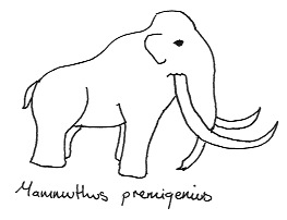 263x202 Facts Of The Animal Kingdom The Woolly Mammoth
