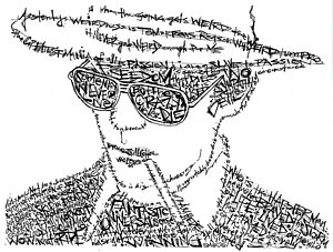 300x227 Words Drawings Fine Art America