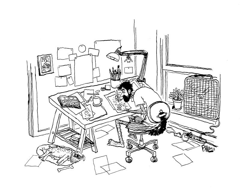 800x626 Phil Mcandrew Illustrations Amp Comics