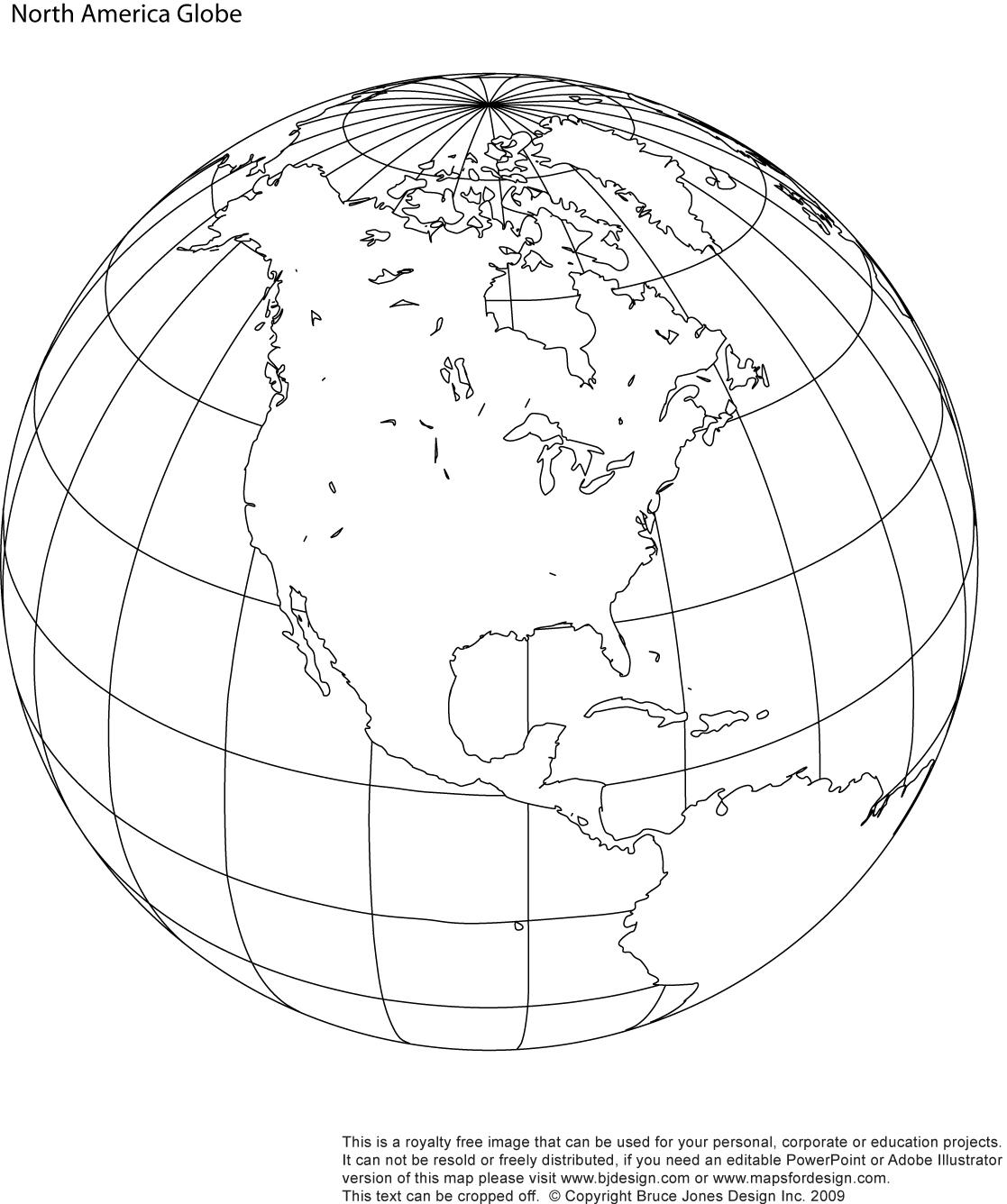 1117x1336 Printable, Blank, World Globe Earth Maps Royalty Free, Jpg