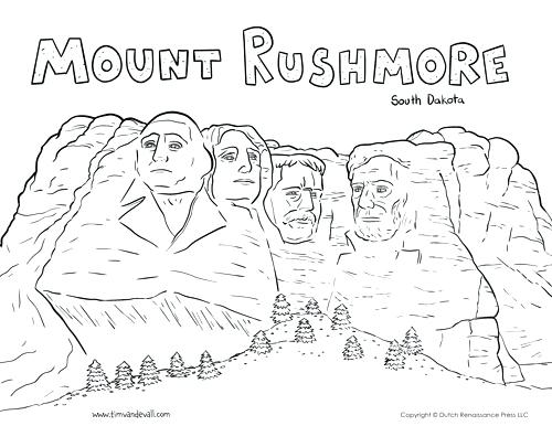 500x386 History Coloring Pages Mount Coloring Page Free World History