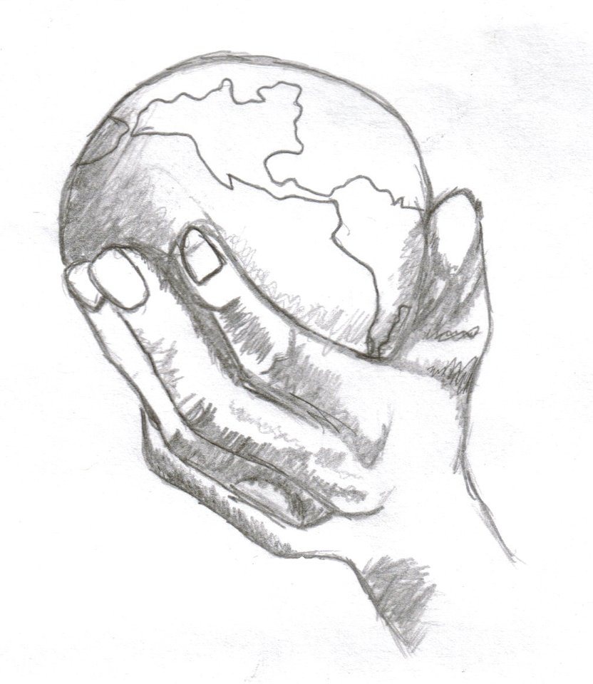 832x960 World In The Palm Of My Hand By Snakeeyedtagger