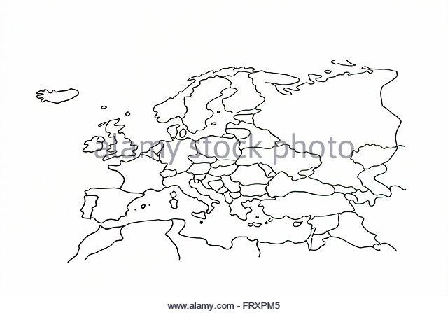 640x447 World Map Draw Blackboard Stock Photos Amp World Map Draw