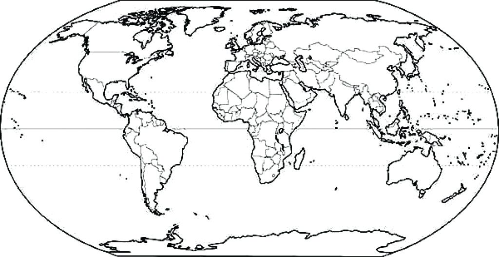 World map drawing for kids at getdrawings free for personal 1024x527 world map coloring page map of the world coloring page world map gumiabroncs Image collections