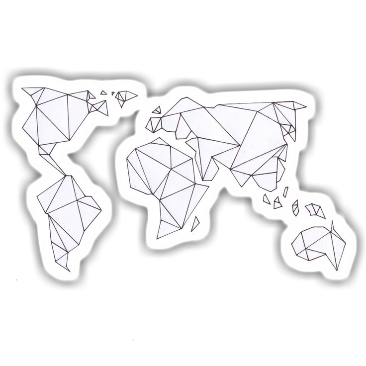 World map drawing tumblr at getdrawings free for personal use 736x736 best 25 laptop stickers ideas on pinterest mac laptop stickers gumiabroncs Gallery
