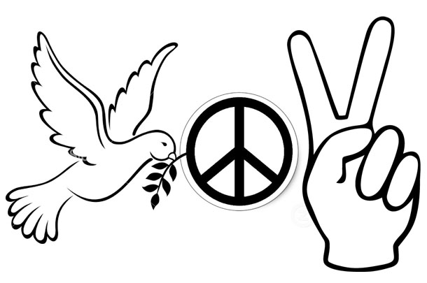 World Peace Drawing At Getdrawings Free For Personal Use World
