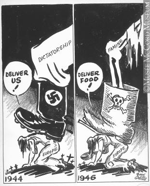 311x385 Dday Political Cartoon