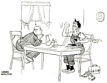368x286 Cartoons Women Of World War Ii The Saturday Evening Post
