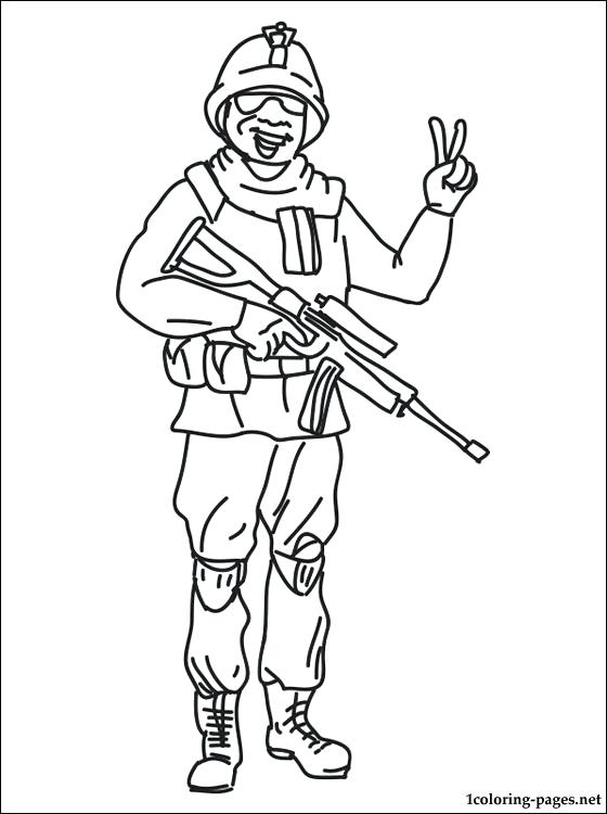 560x750 Soldier Coloring Pages Call Of Duty Black Ops Sketch Page