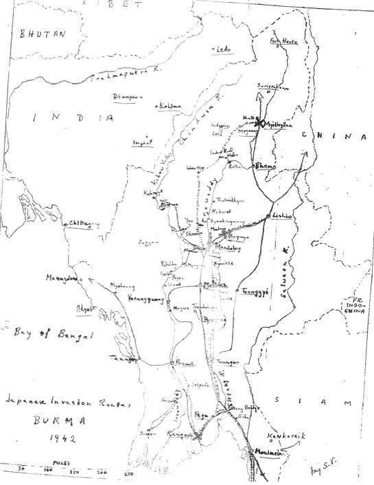 545x706 World War 2 Burma
