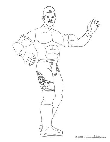364x470 Wrestling Coloring Pages, Free Online Games, Videos For Kids