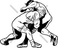 236x195 Wrestling Images Graphics Drawings