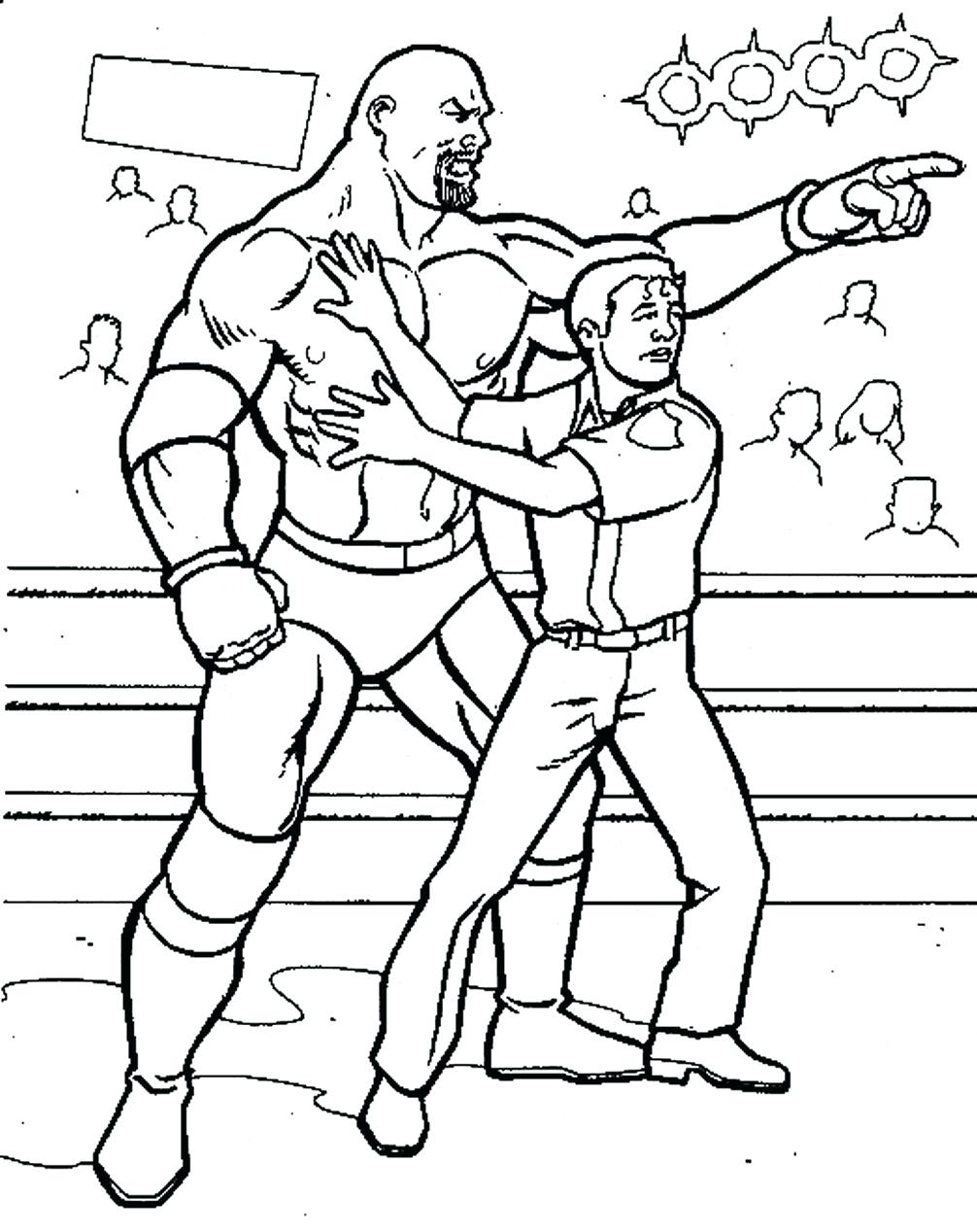 1006x1268 Coloring Pages Wwe Wrestling Raw Logo Belts Wwe Wrestling Coloring