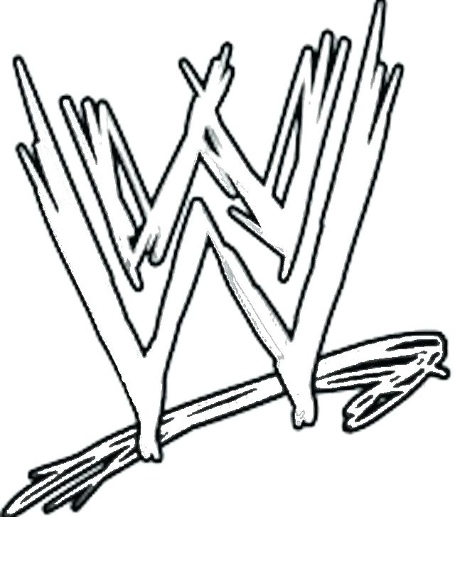 wwe championship belt coloring pages - wrestling belt drawing at free for