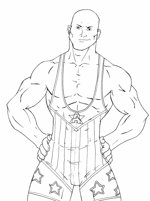 600x805 Wrestling Coloring Pages Wwe Wwe Wwe Party