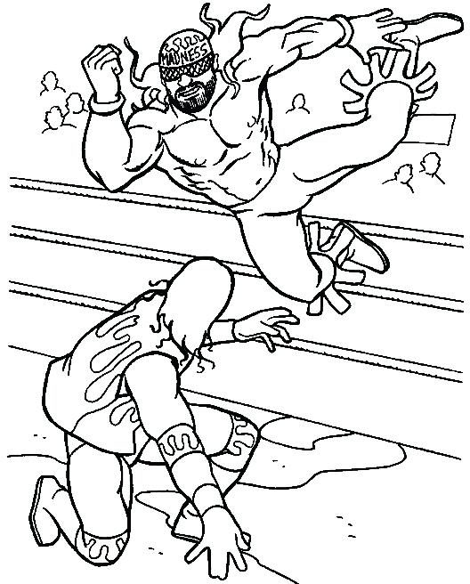 Wrestling Ring Drawing at GetDrawings.com | Free for personal use ...