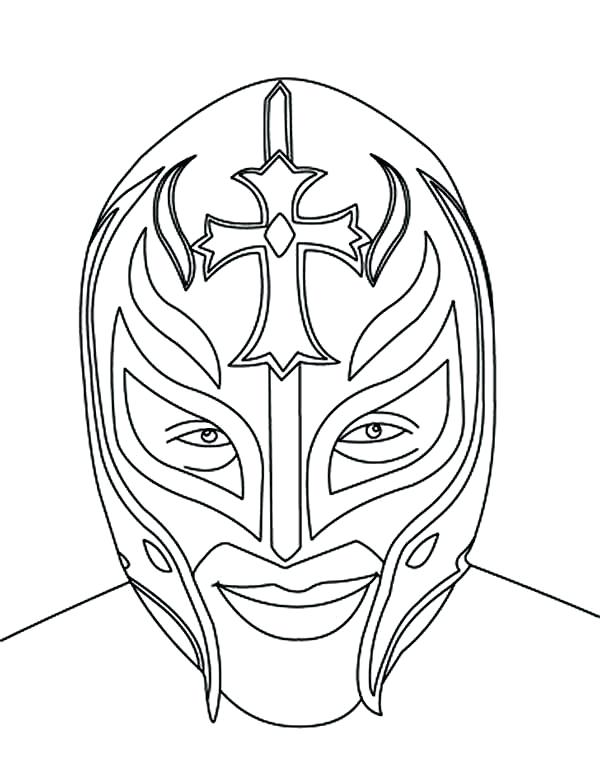 600x775 Wwe Wrestling Coloring Pages Wrestling Coloring Pages Professional