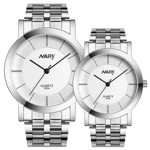 480x480 Nary Men And Women Watch Single Quartz Stainless Steel Wrist 1