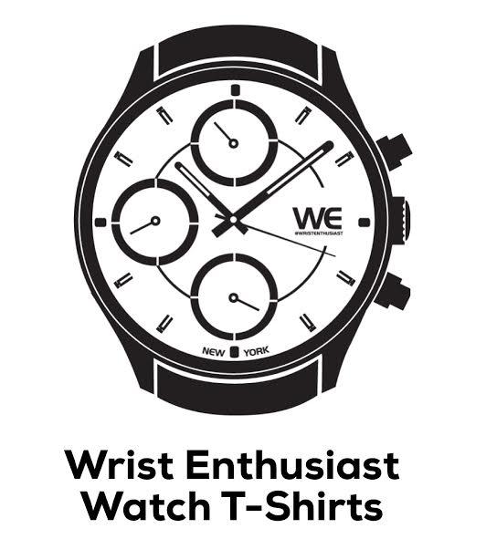 532x614 Wrist Enthusiast Watch T Shirts Wristenthusiast