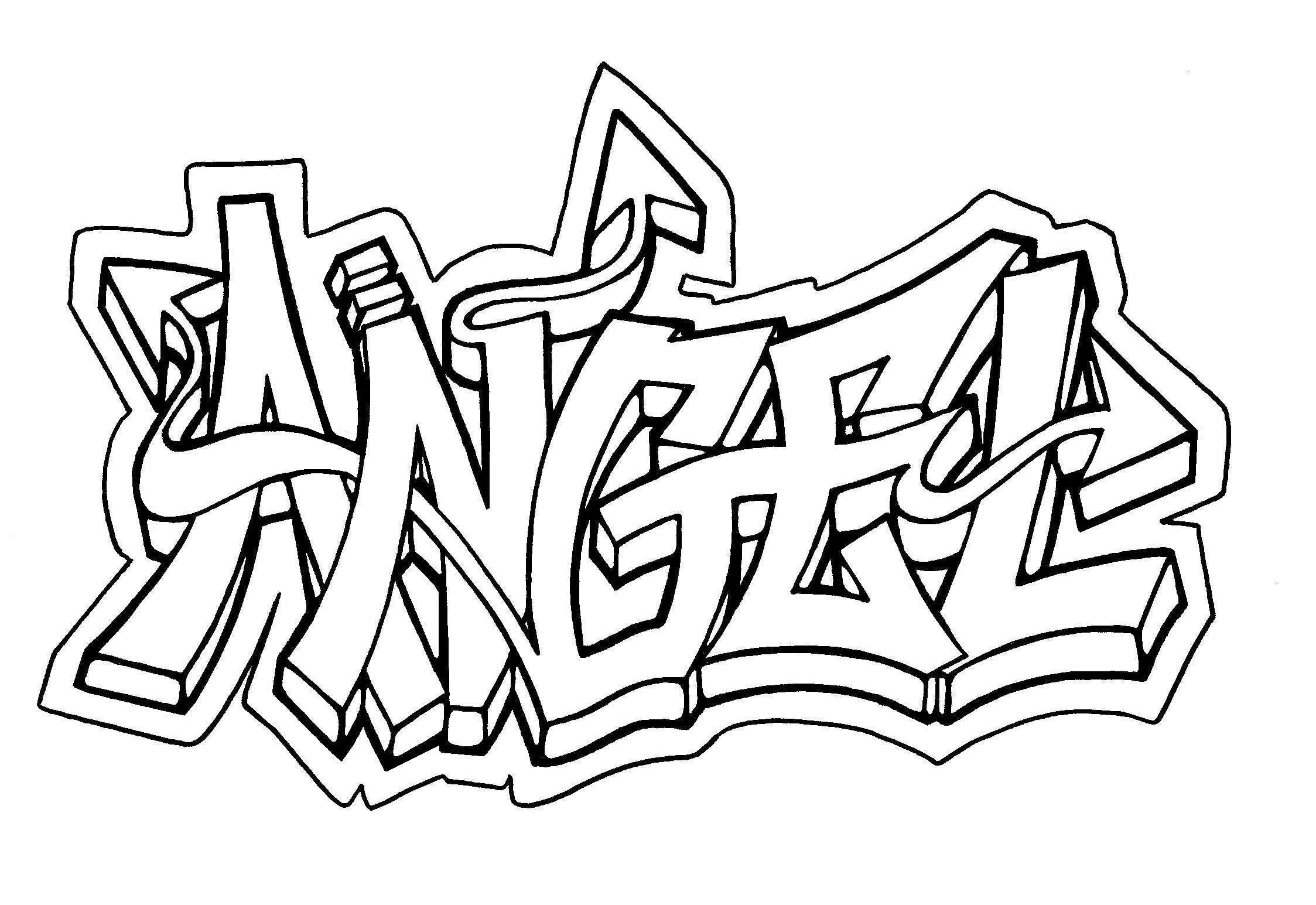 2247x1545 Cool Drawings Of Names How To Draw Graffiti Letters