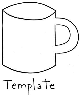 340x400 Hot Chocolate Opinion Writings. Use This Template For Construction
