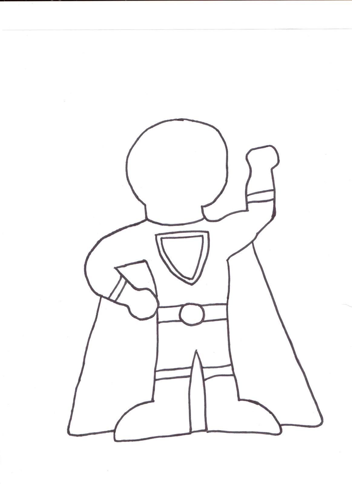 1163x1600 Tales Of An Elementary Teacher Super Hero Theme Templates