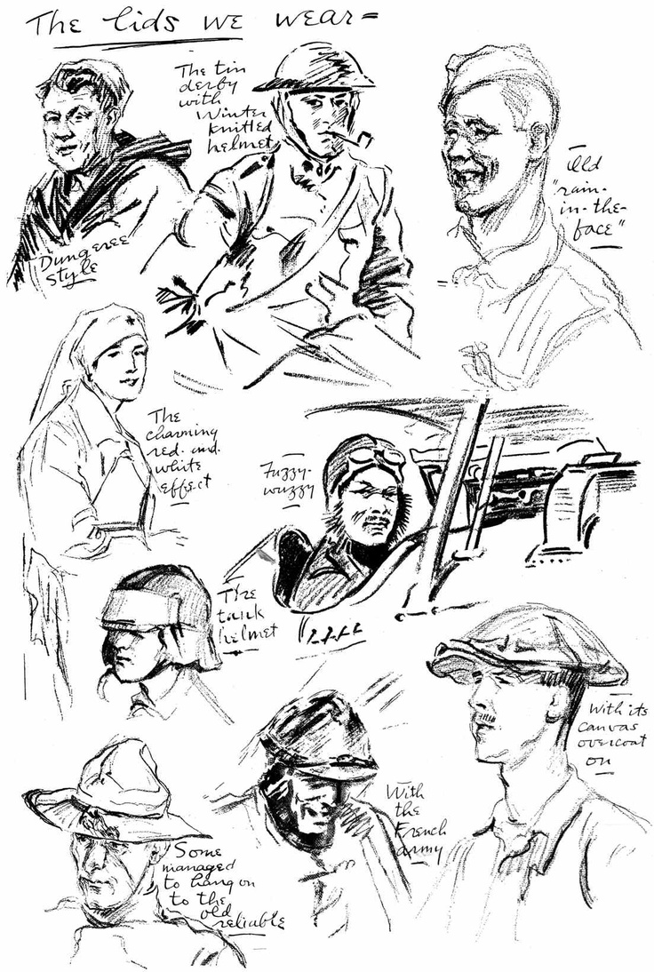 Ww1 Drawing