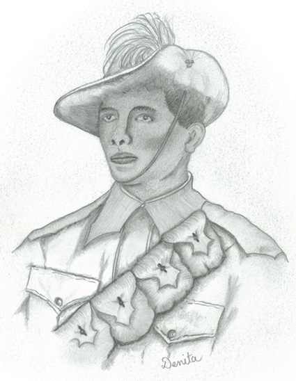 425x548 Ww1 Aboriginal Soldier Inspires Middle Grade Mystery Novel