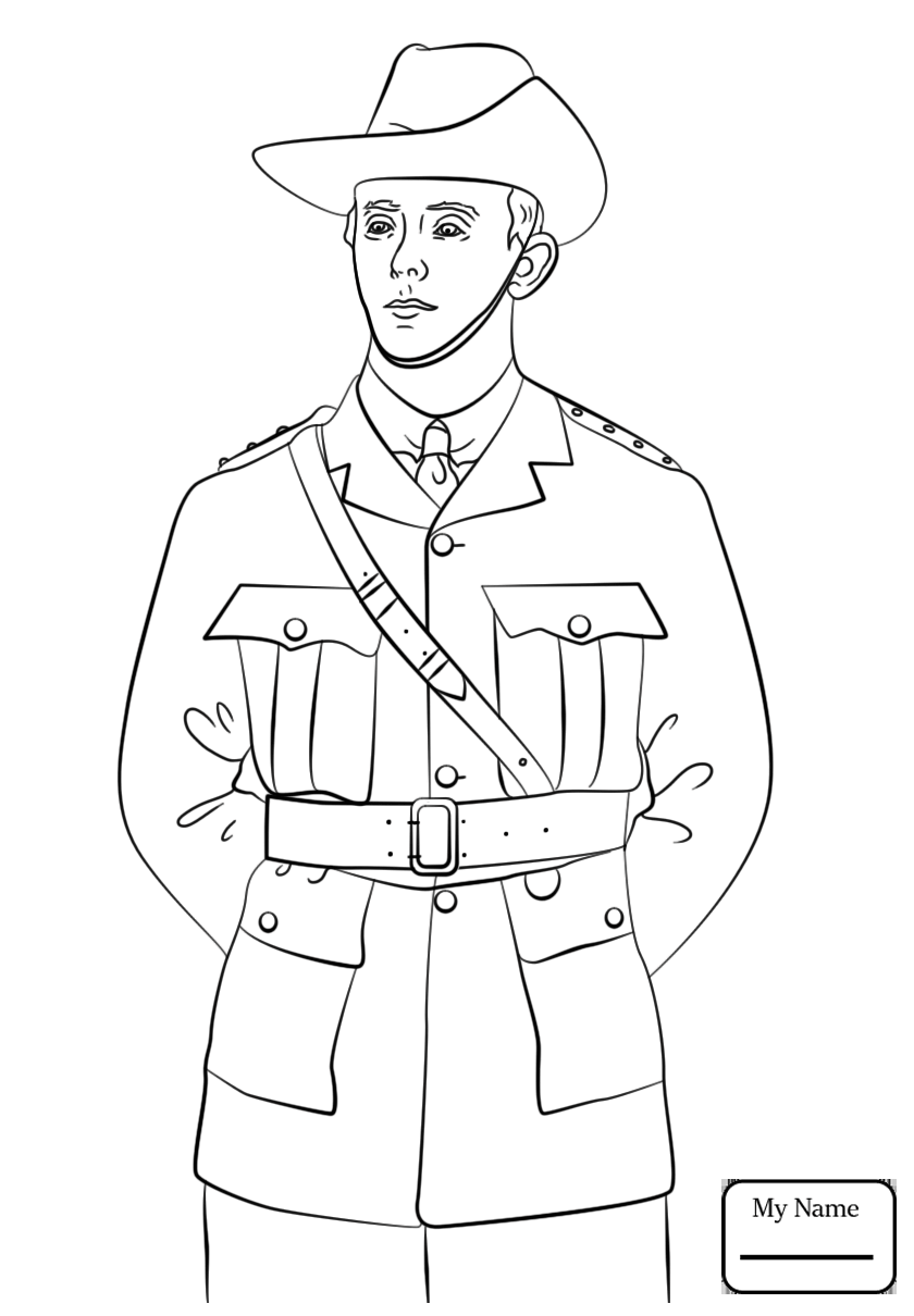 Ww1 Soldier Drawing at GetDrawings com | Free for personal