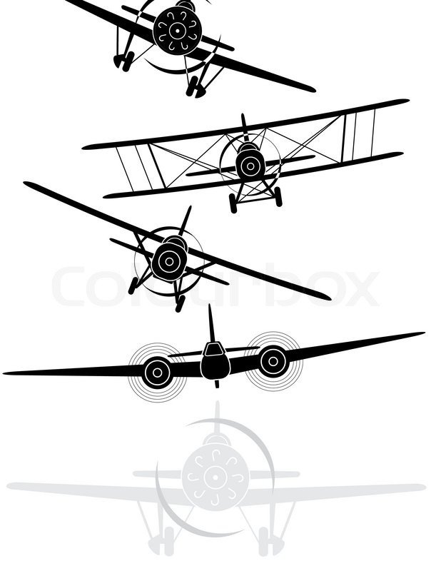 618x800 Air Combat Of Military Aircraft Of World War Ii, Xx Century