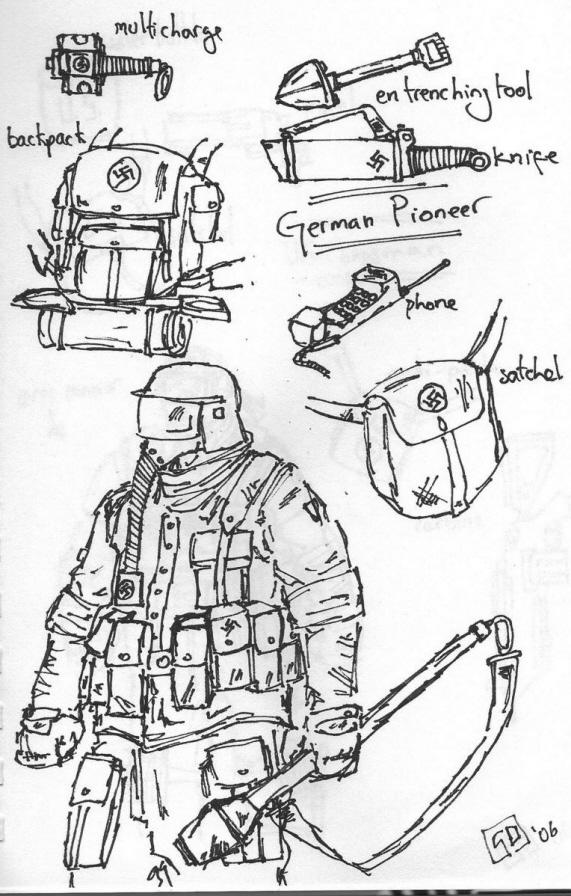 571x896 Ae Ww2 German Pioneer By Xeoram