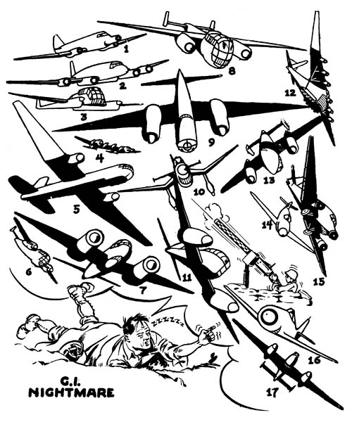 500x600 How U.s. Pilots Were Taught Aircraft Identification