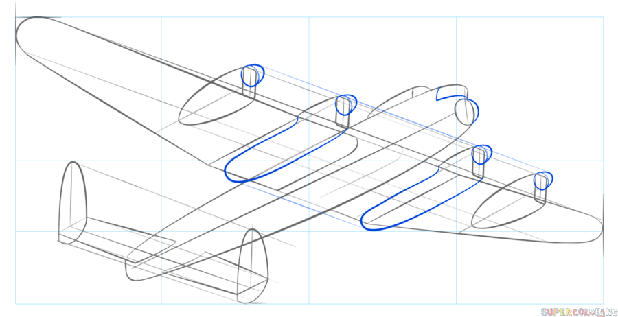 The Best Free Lancaster Drawing Images Download From 22