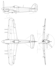 236x279 Martin Baker Mb5 Fighter Aircraft 3ds