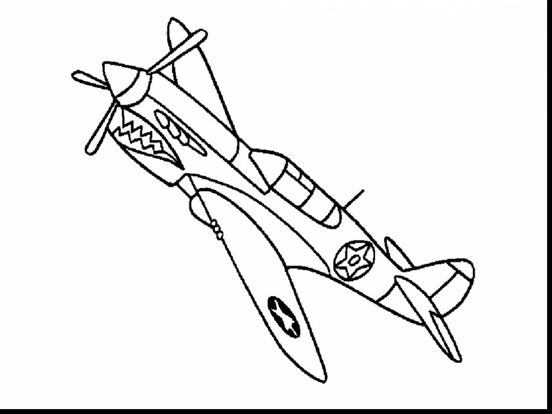 1126x844 Wwii Airplane Coloring Sheets Disney Coloring Sheets