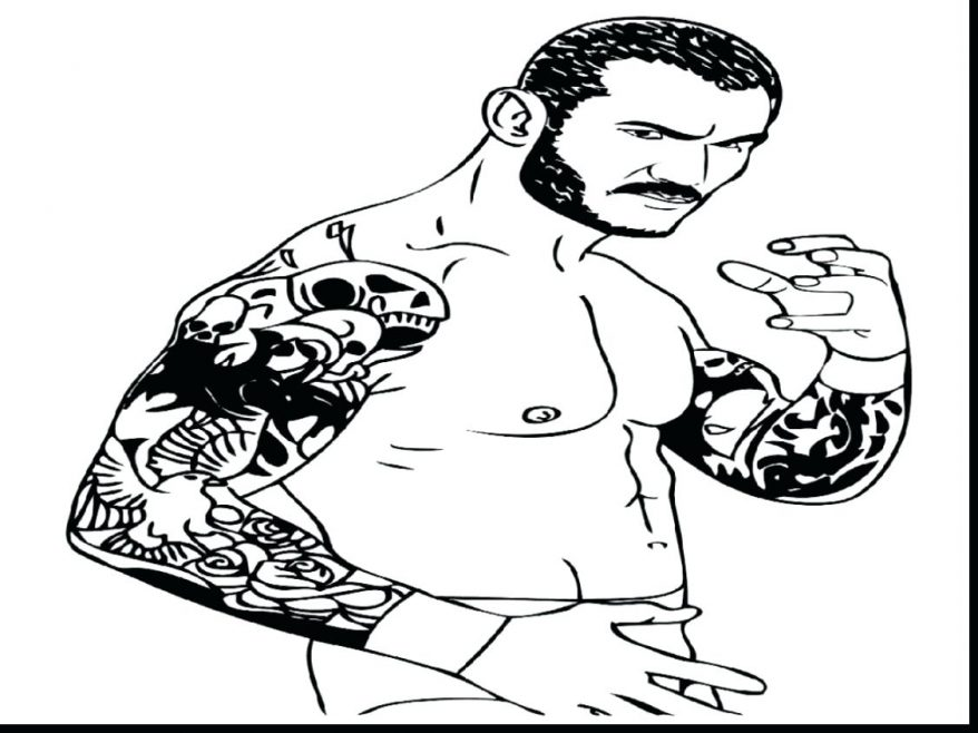 878x658 Wrestling Coloring Pages 39 Terrific Wwe Printable Sheets Wwe Raw