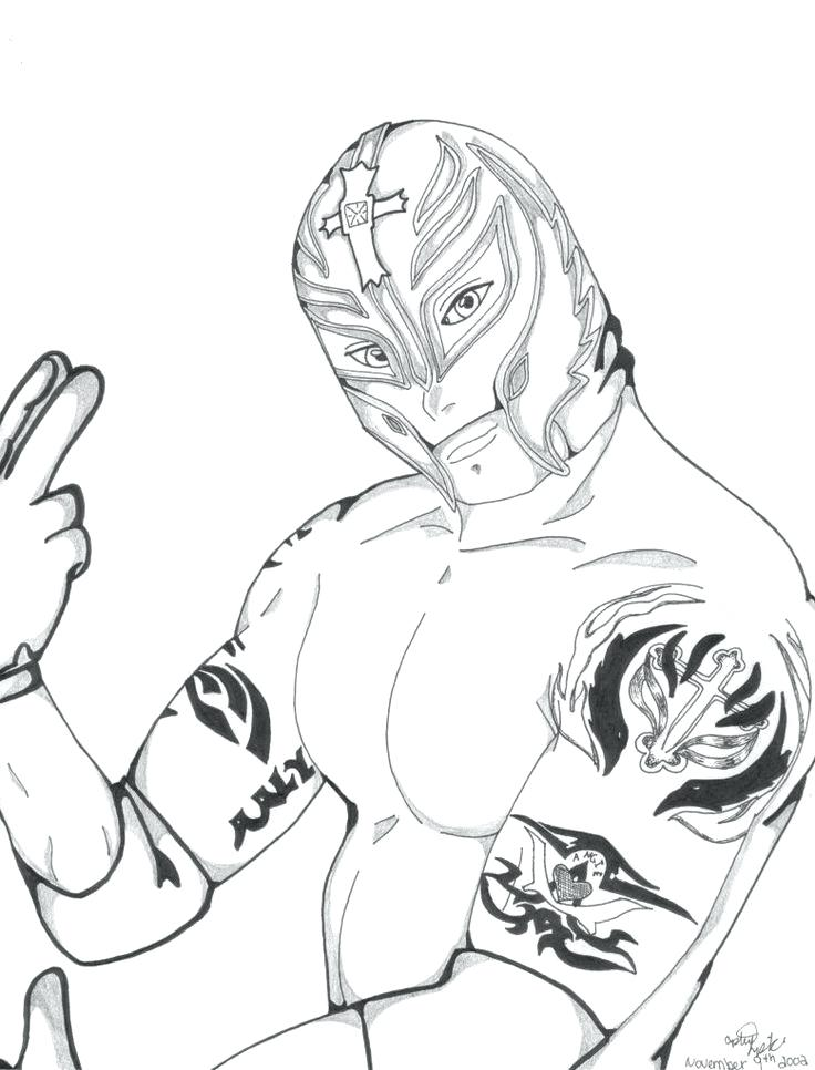 736x966 Wwe Coloring Book Together With Coloring Pages Of 73