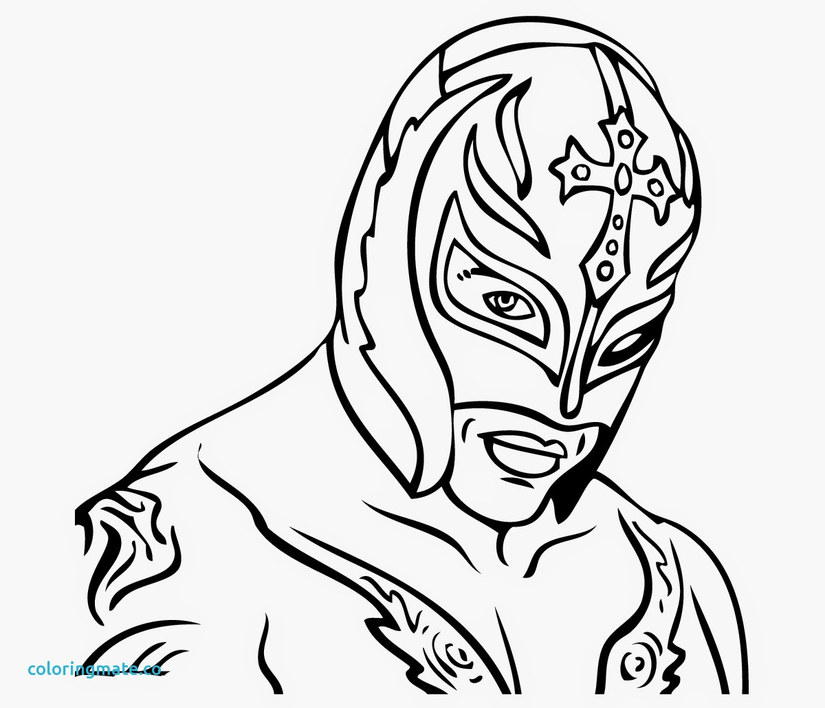 1200x1030 Wwe Coloring Pages Elegant Free Coloring Pages Of Rey Mysterio