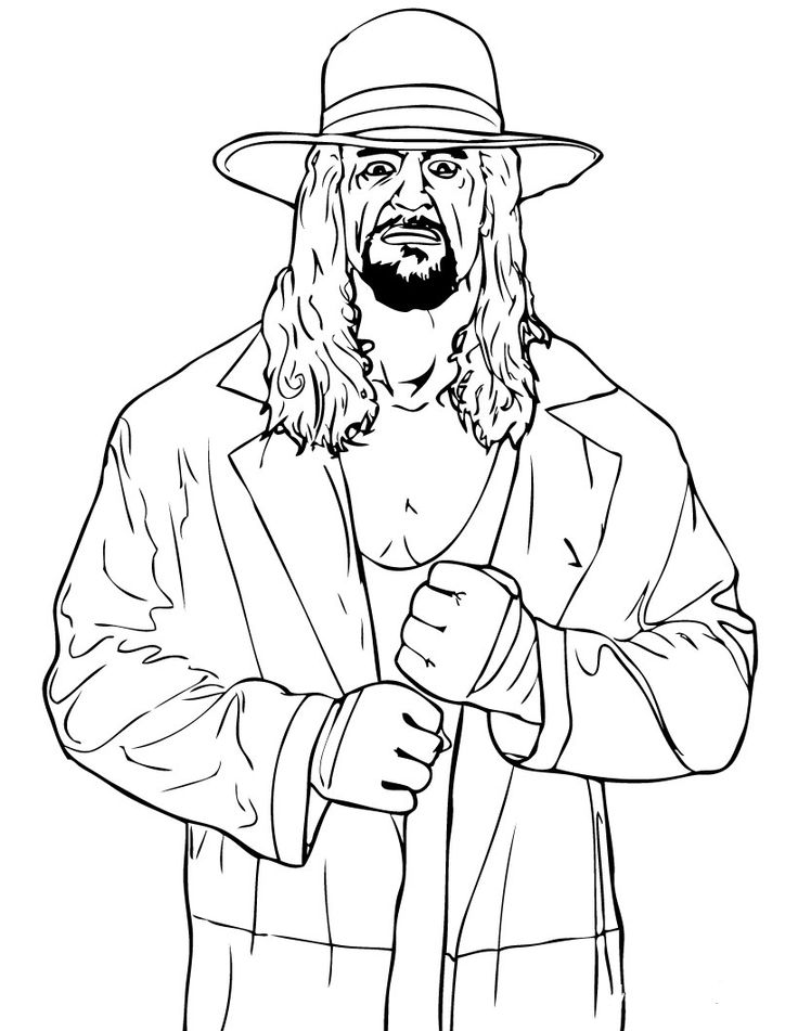 736x951 Wwe Coloring Pages For Beatiful Draw Paint Kids Coloring Pages