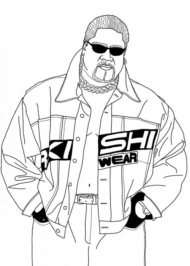 640x896 Wwe Superstars Coloring Pages Coloring Pages Of Wwe Superstars